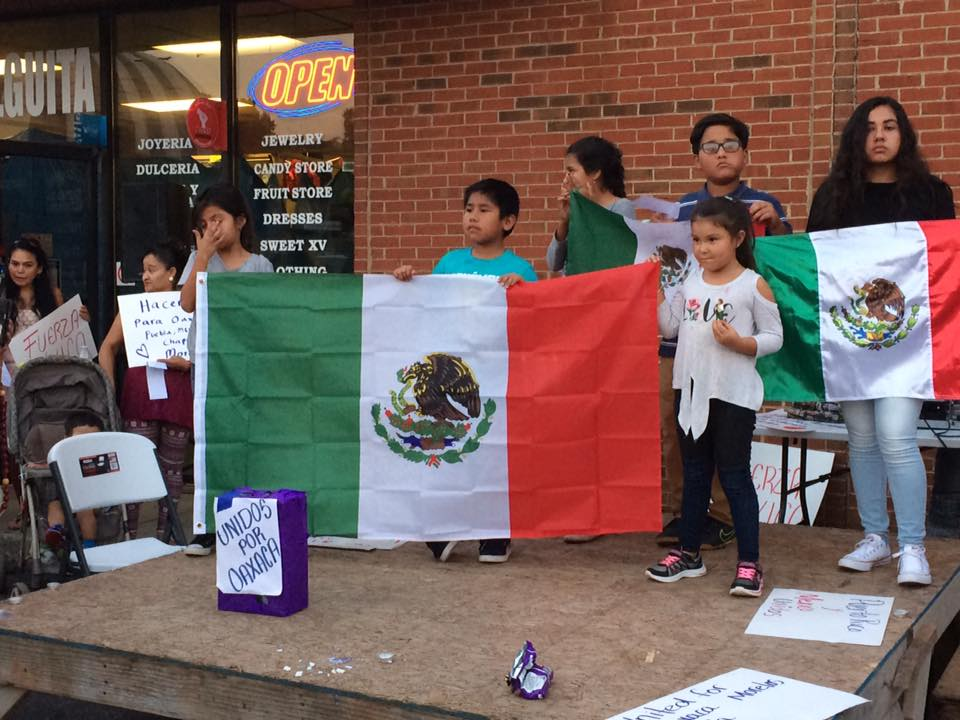 Call To Action United For Mexico And Puerto Rico Carolina Peace
